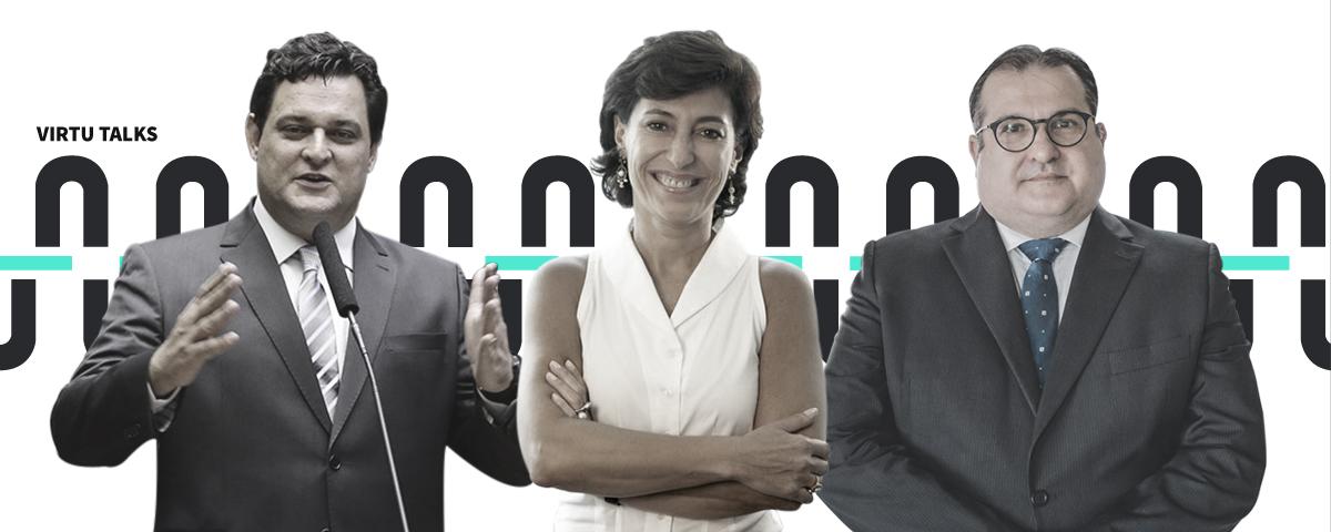 Três olhares ao novo marco do saneamento