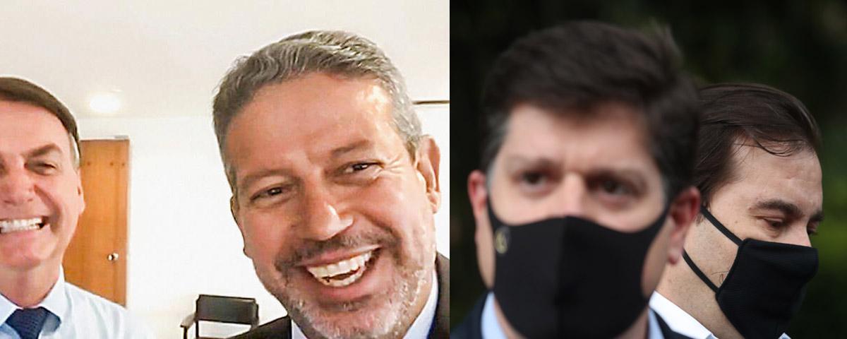 Rossi e Lira: um teto e duas reformas
